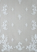 Deco Nottingham Lace Curtain - ND12412-Swatch