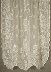 Rachel Nottingham Lace Curtain