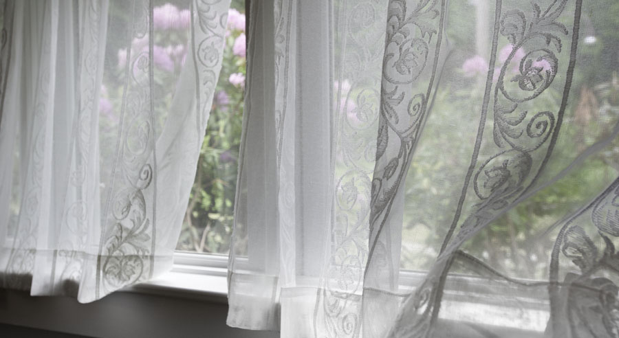 scottish lace curtains
