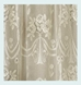 Arbor Rose Nottingham Lace Curtain - 113-5x5-S